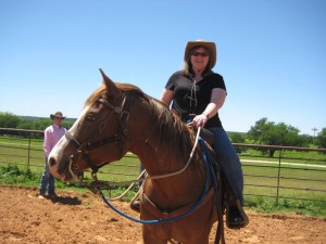 travel tip secrets from Nancy D. Brown, visit your destination on horseback