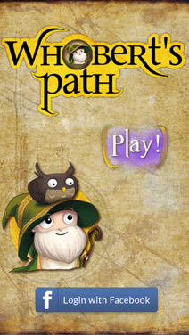 Whobert's Path, free from Grio Games, is a great traveling companion.