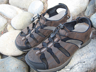 """ABEO Sandal"" ""The Walking Company"""