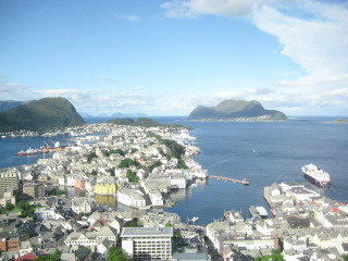 Mount Aksla, Alesund, Norway, Things to Do, Nancy D. Brown, travel