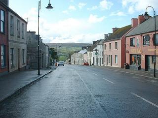 """Ballycastle Main Street"""
