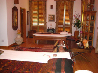 ban thai spa, echo valley ranch