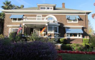 beazley house, bed & breakfast, napa inn, downtown napa