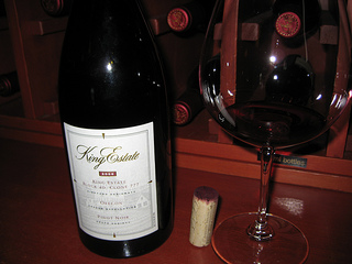 King Estate Block 4D Clone 777 2006 Pinot Noir