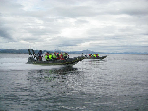 """rib"" boat, ""Bodo"" ""Norway"