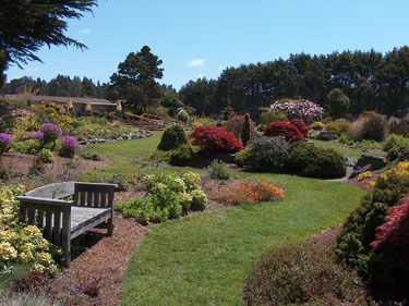 Mendocino Botanical Gardens