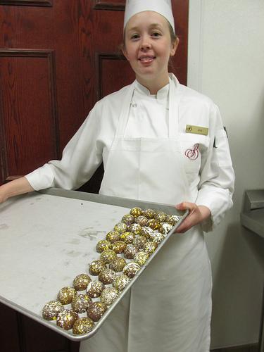 "Broadmoor Chocolatier ""Ana Musia"""