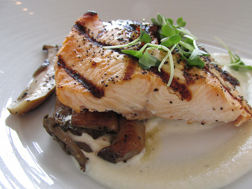 """C restaurant"" seafood"