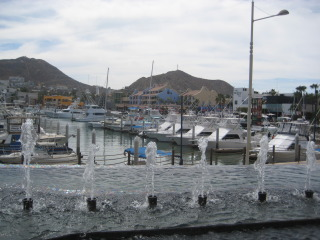 Los Cabos, Mexico, marina, travel, Nancy D. Brown