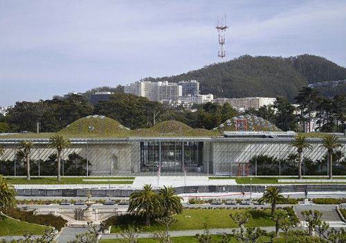 """California Academy of Sciences"""