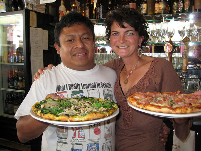 piaci pizza, fort bragg, california