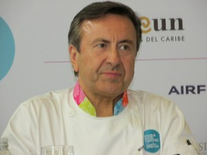 Chef Daniel Boulud, Cancun Wine & Food Fest