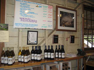 &quot;Cooper Garrod Tasting Room&quot;