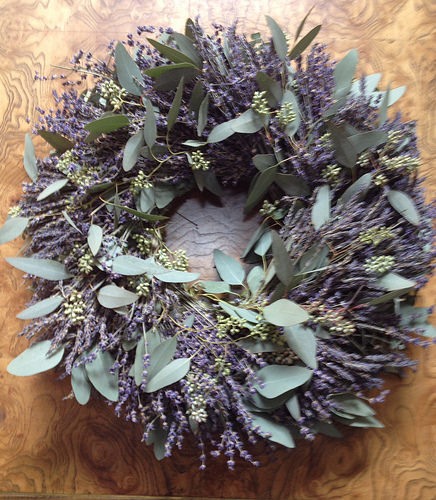 Creekside Farms, wreaths, California