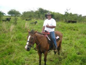 """""""Donald Pascual"""" """"Paani Ranch"""" horseback ride"""