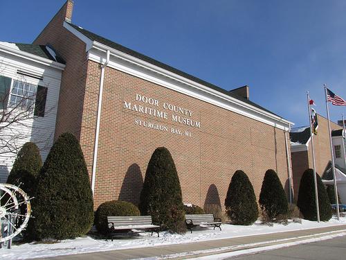 Door County Maritime Museum, Wisconsin