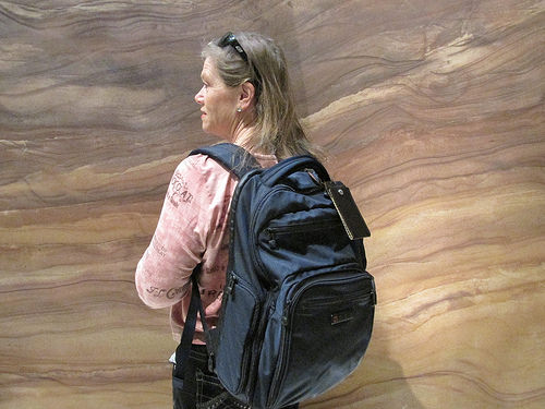 checkpoint-friendly backpack, ECBC Hercules backpack