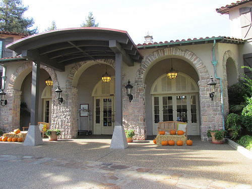 """Embassy Suites Napa Valley"", hotel review"