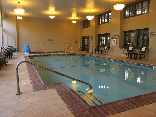 """Embassy Suites Napa Valley"", swimming pool"