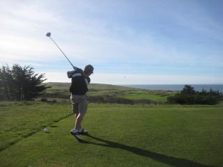 Evan Brown Half Moon Bay Ocean Course