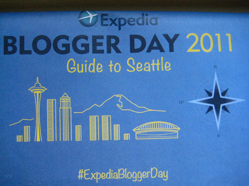 """Expedia Blogger Day"""
