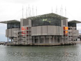 Lisbon Aquarium, Lisbon, Portugal