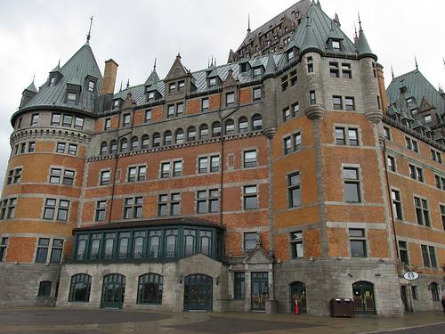 """Château Frontenac"", Quebec, Canada"