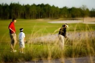 golf, family-friendly golf