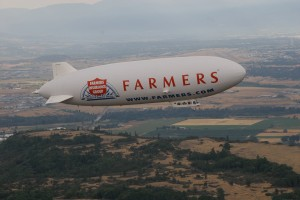 Farmers Airship, Airship Ventures, Zeppelin, Nancy D. Brown, Rose Bowl