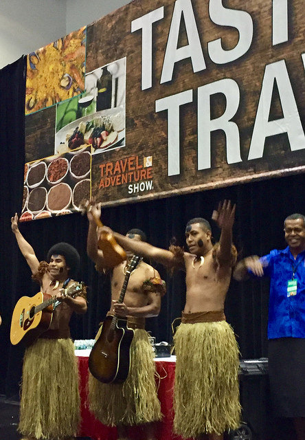 fiji tourism, suva conservatory of music, master lai veikoso, fiji, travel & adventure show