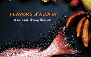 Flavors of Aloha, cookbook