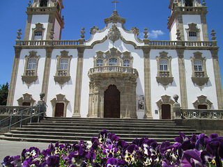 Misericordia Church, Viseu, Portugal