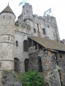 nancy d. brown, ghent, belgium, flanders, castle of the counts