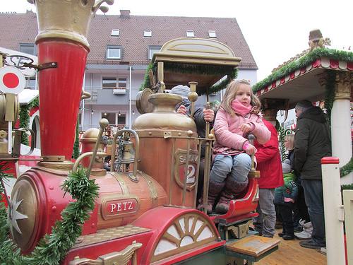 Christmas Market, Christkindlesmarkt, Nuremberg, Germany