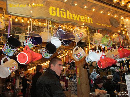 Gluhwein, Regensburg, Christmas Market