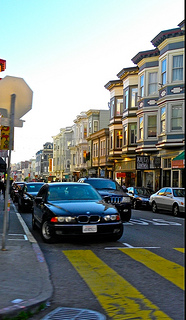 Grant Avenue North Beach