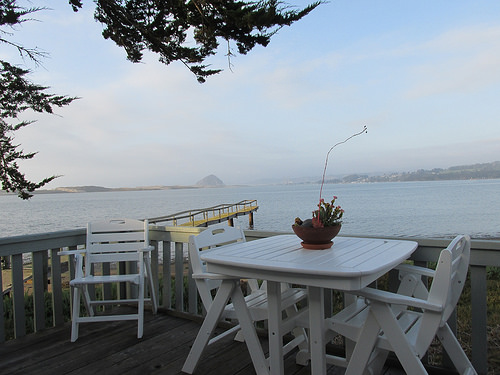 Morro Bay, Green Cottage, Los Osos