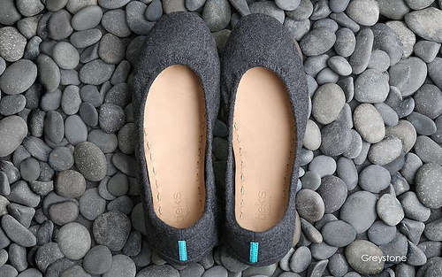 Tieks, travel shoes, ballet flats