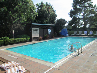 Half Moon Bay Lodge pool