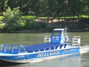Hellgate Jetboat, Southern Oregon
