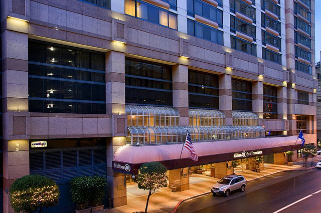 Hilton San Francisco Union Square Exterior640x425