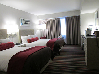 &quot;Hilton Hotel Standard Double Room&quot;