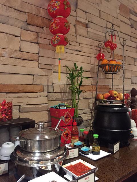 chinese breakfast, Hilton huanying, san francisco