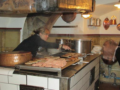 Historische Wurstküche, sausage kitchen, regensburg, germany