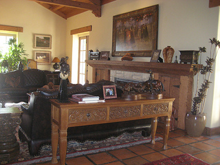 Holman Ranch great room