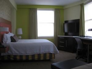 """""""Home2 Suites bedroom"""""""