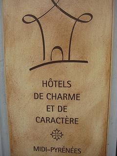 """""""Hotels de Charme et de Caractere"""""""