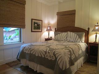 Hotel Lānaʻi' Hawaiian quilt