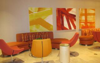 hotel irvine, irvine, california, hotel lobby