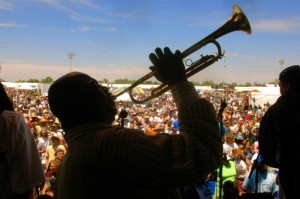 Jazz Fest, New Orleans, Louisiana, Nancy D. Brown, travel